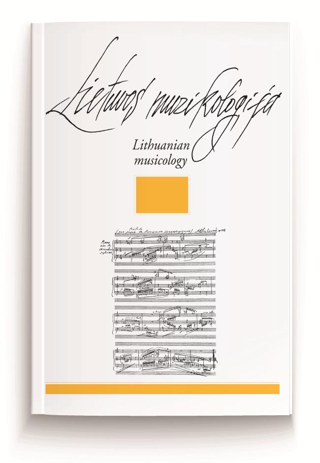 Lietuvos muzikologija